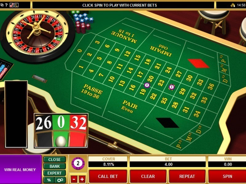Online roulette games receive $1000