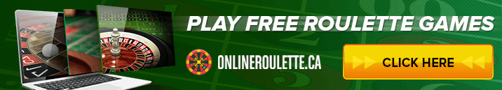 Free Roulette Games Banner