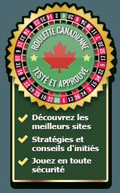 Guide Roulette en ligne pour les Canadiens - Casinos Essayé et Testé