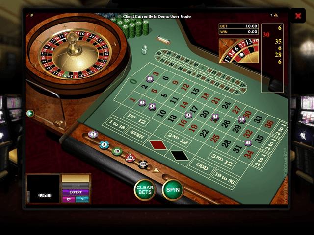 Unlimited roulette online
