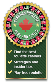 Online Roulette Guide for Canadian's - Tried & Tested Casinos