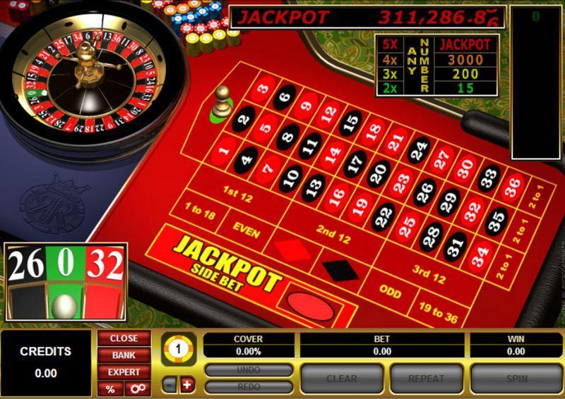 roulette machine trinidad
