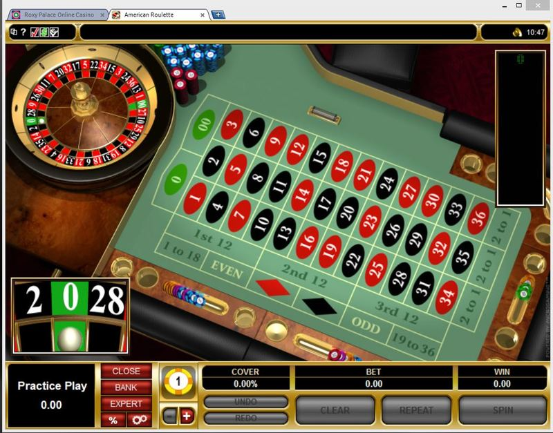 Roxypalace roulette