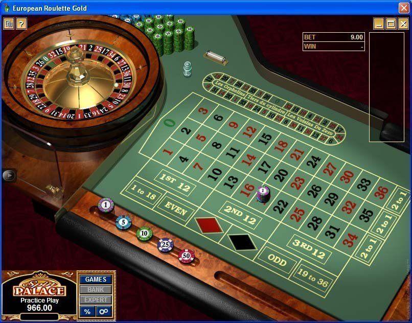 Casino palace spin